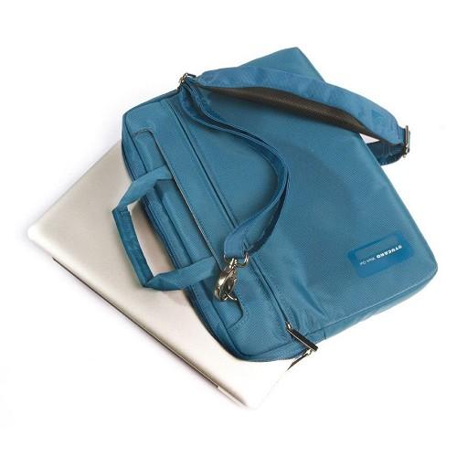 TUCANO WorkOut for MacBook 13 inch [WO-MB133-B] - Blue - Notebook Shoulder / Sling Bag